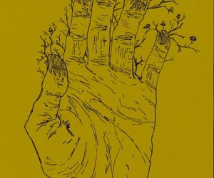 drawing and yellow image
