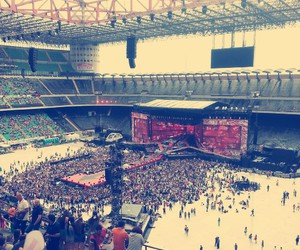 concert, happiness, and milan image