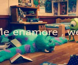 love, Enamore, and me enamore image