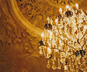 chandelier, pricey, and posh image