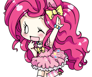 pinkie pie, MLP, and my little pony image
