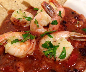 slow cooker soup recipes, shrimp recipes, and crockpot soup recipes image