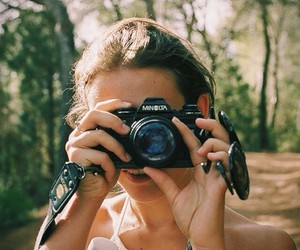 camera, hipster, and indie image