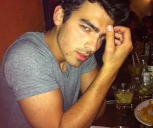 Joe Jonas, boy, and Hot image