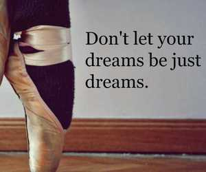 Dream and ballet image