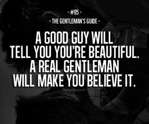 beautiful and gentleman image