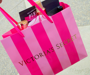 forever, pink, and victorias secret image