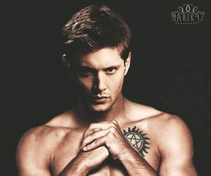 dean, sexy, and supernatural image