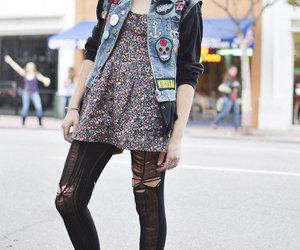 girl, grunge, and nirvana image