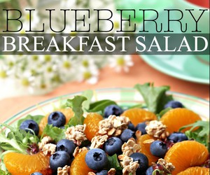 blueberry, breakfast, and fit image