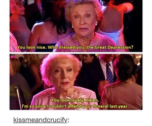 betty white, funny, and instagram image