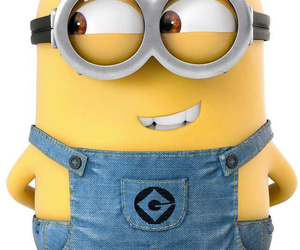 big picture and cute minion image