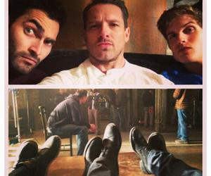 isaac, peter, and hale image
