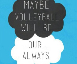 passion, volleyball, and tfios image