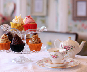 cakes and muffin image