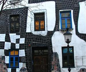 architecture and kunst haus wien image
