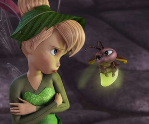 disney, fairy, and tinker bell image