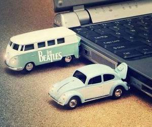 car, cool, and usb image