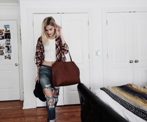 grunge, style, and woman image