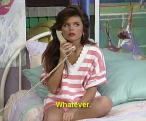 whatever, saved by the bell, and vintage image