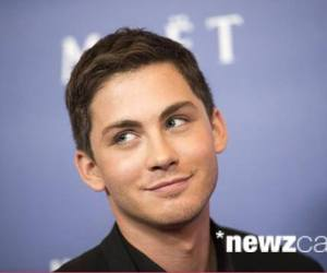 logan lerman and cute image