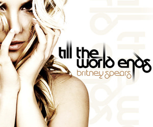 beautiful, till the world ends, and blonde image
