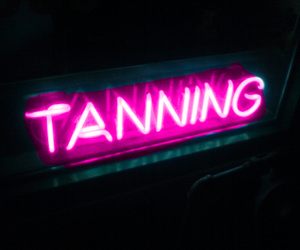 tanning, neon, and pink image