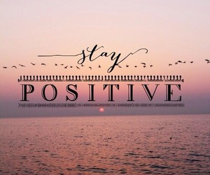 positive, sunset, and love image
