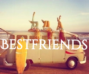 bff, friendship, and happiness image