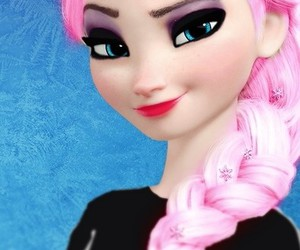 elsa and love image