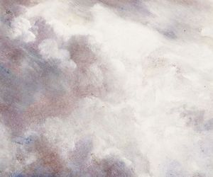 art, clouds, and aesthetic image