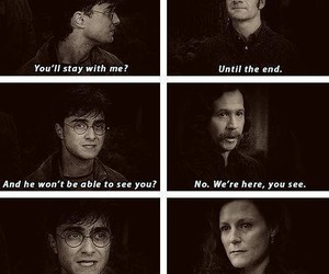 always, sirius black, and stay image