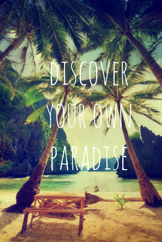 paradise || tumblr discovered by Ƒorever and Δlways ∞
