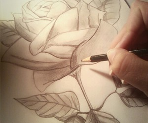 art, cute, and draw image