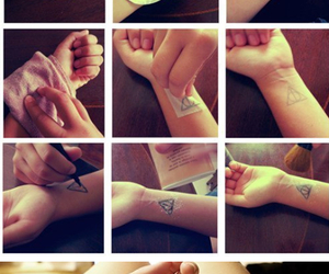diy, tattoo, and do it yourself image