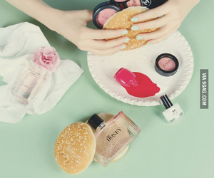 beautiful, crazy, and food image
