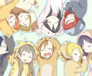 love live, cute, and love live! image