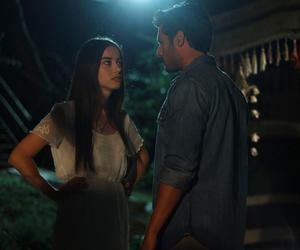 actors, couple, and kiraz mevsimi image