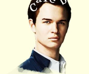 divergent and caleb prior image