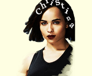 christina and divergent image