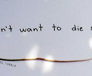 flowers, die, and sad image