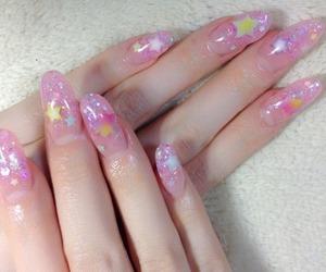 nails, kawaii, and pastel image