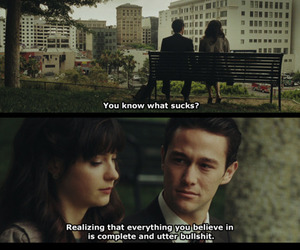 quote, 500 Days of Summer, and movie image