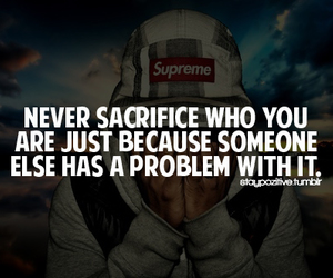 quotes, text, and sacrifice image
