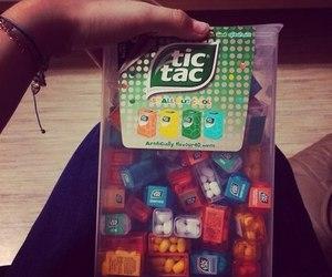 tic tac, food, and sweet image