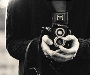 camera and photo image