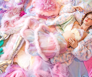 fancy, pink, and lolita image