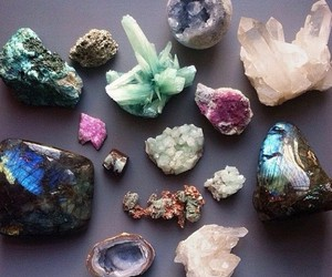 stones and crystal image
