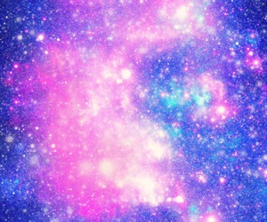 adorable, color, and galaxy image