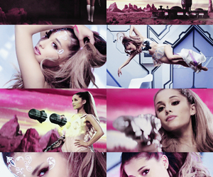 break free and ariana grande image